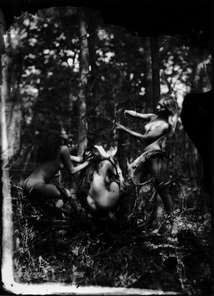 I Used A 160-Year-Old Photo Process To Reveal A World Of Witchcraft