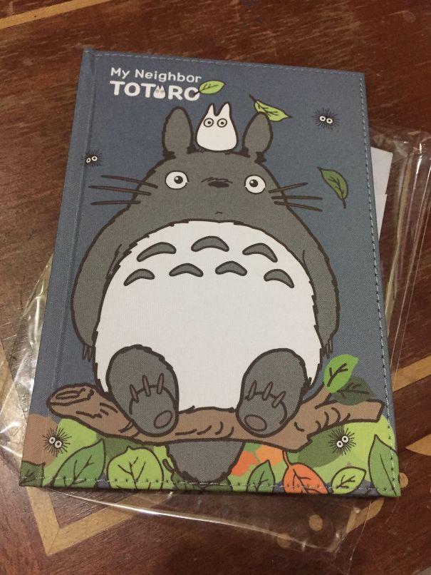 Totoro 2016 Planner