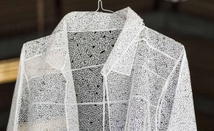 Intricate Paper-Cut Shirts By Greek Artist Stratis Tavlaridis