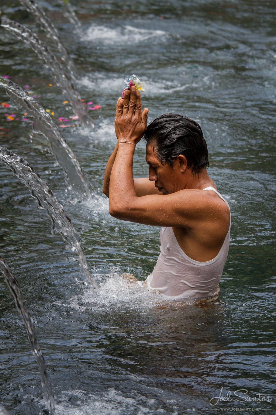 #PrayForParis From Bali (Joel Santos)
