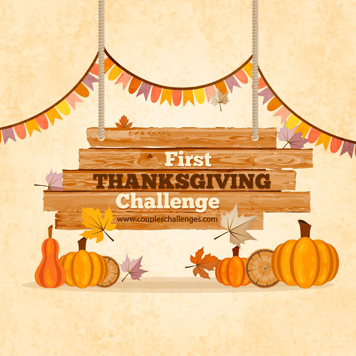 Look Here – We Dare You To Take This Old School Thanksgiving Food Challenge !