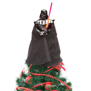 Luke, I Am Your Tree Topper