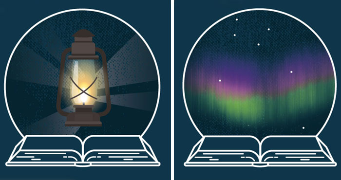 Literature's Most Memorable Lights In A Single Infographic