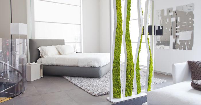 Moss Room Divider
