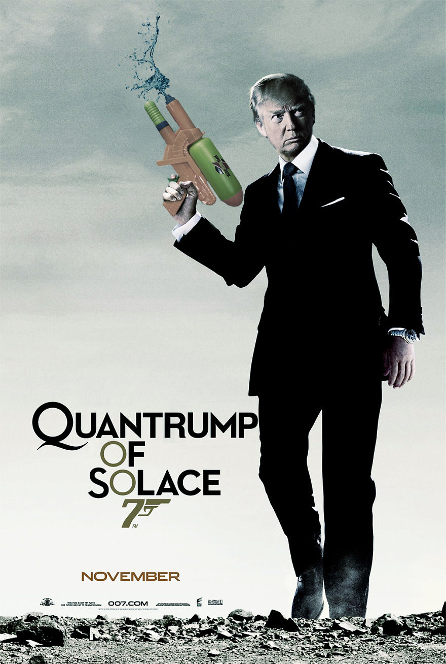 Quantrump Of Solace
