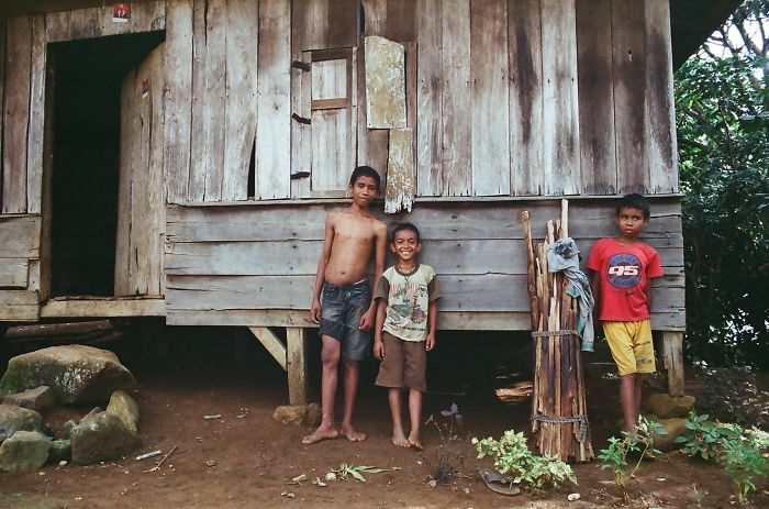 I Captured Life In A Remote Village In Indonesia