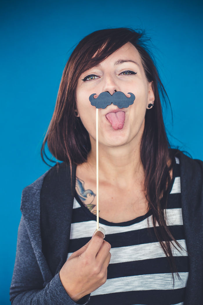 We Grow Moustaches For Charity & Have Fun At Work