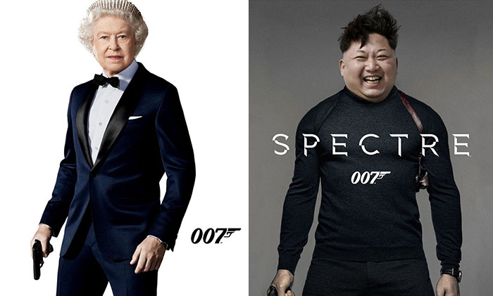 Putin, Trump Or The Queen? Which World Leader Would Play James Bond Best?