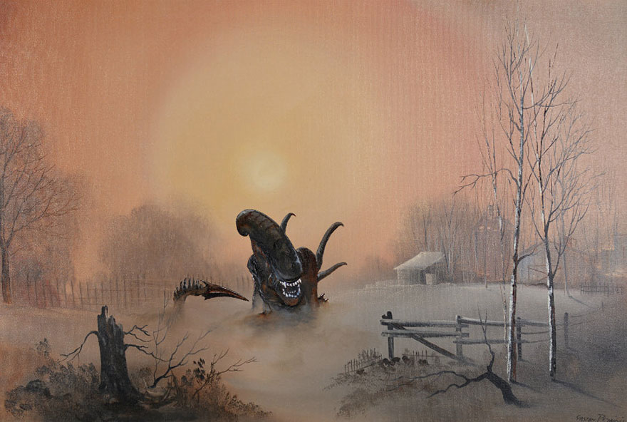 pop-culture-characters-thrift-store-paintings-dave-pollot-8