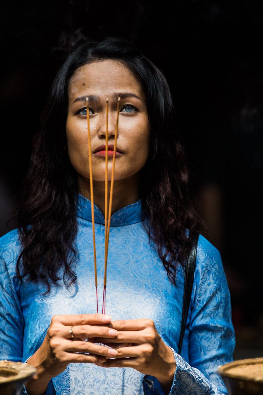 #PrayForParis From Vietnam (Réhahn)