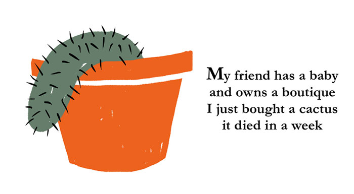 I Turn Your Quarter-Life Struggles Into Children's Rhymes
