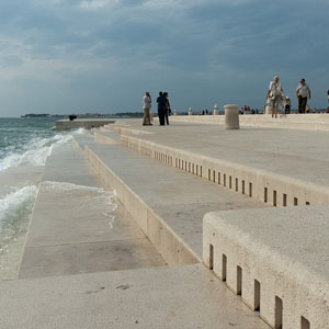 Listen To 230-Ft Organ That Uses The Sea To Make Haunting Music In Croatia