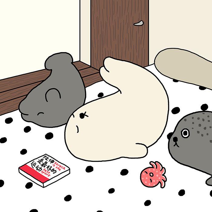 So Many Seals