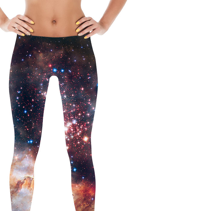 Space Leggings Are Out Of This World