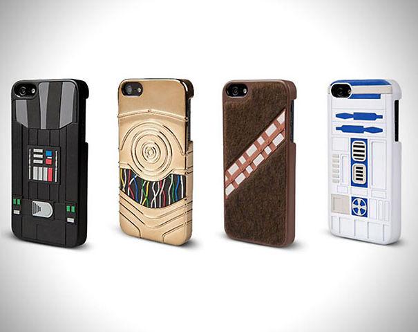 Yıldız Savaşları Iphone Olgular