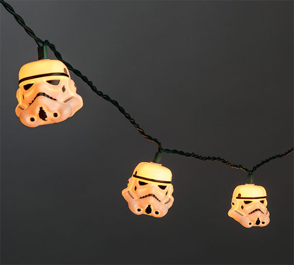 Stormtrooper String Lights