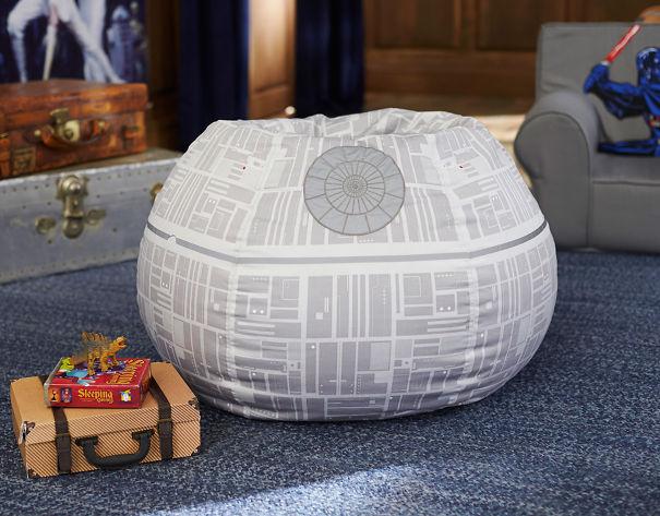 Death Star Bean Bag Chair