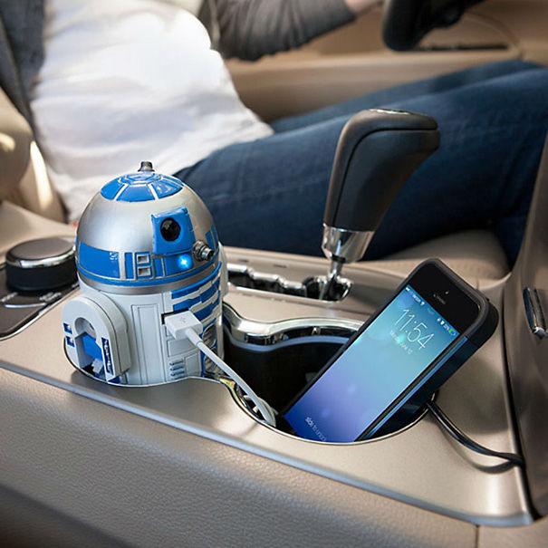 R2-D2 USB Araç Şarj