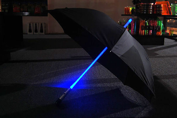 Star Wars Led Umbrella