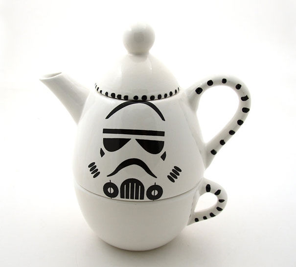 Storm Trooper Teapot