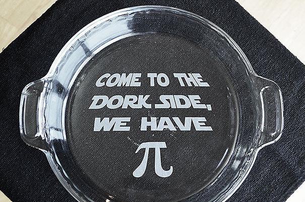 Star Wars Pie Plate