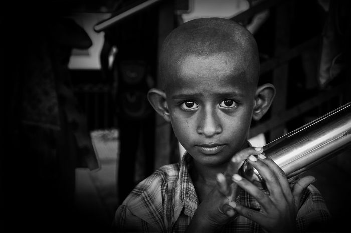 Street Shots In Mumbai