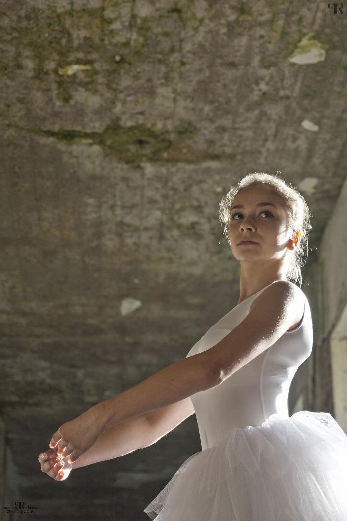 The Ballerina And Forgotten World