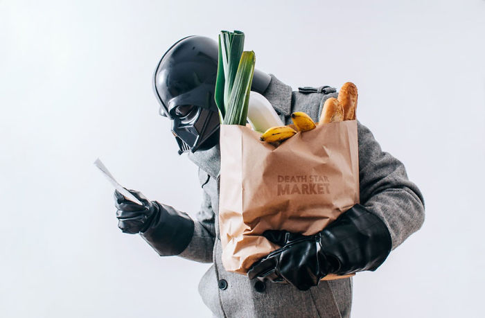 The Daily Life Of Darth Vader Is My Latest 365-Day Photo Project