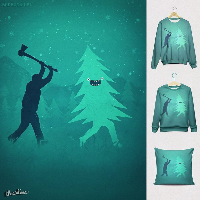 The Hunt! @threadless