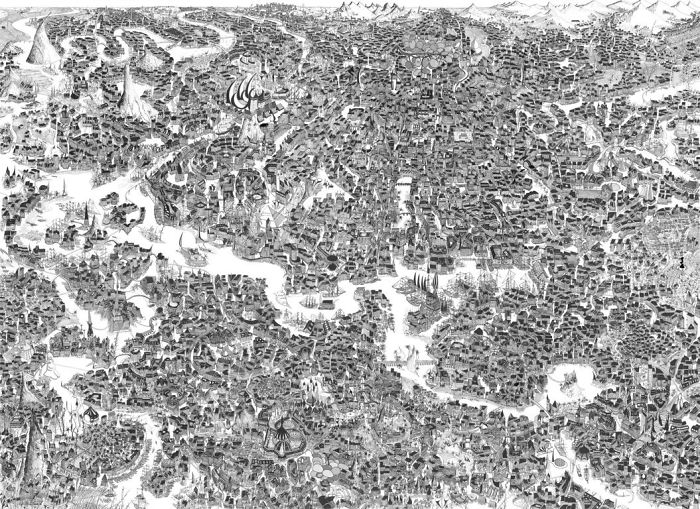 This Is The Maze City. I Spent Five Years Developing It.