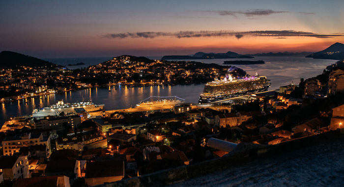 Timeless Majesty Of Dubrovnik Captured In Stunning Timelapse Video
