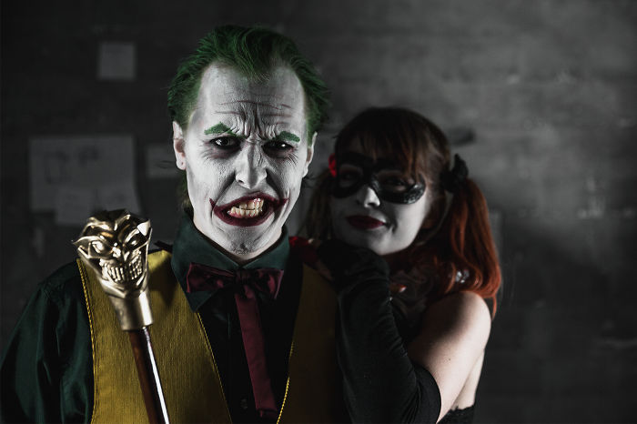 Trick Or Treat? Thrift Shop Joker And Harley Costumes