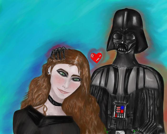Vader And I!