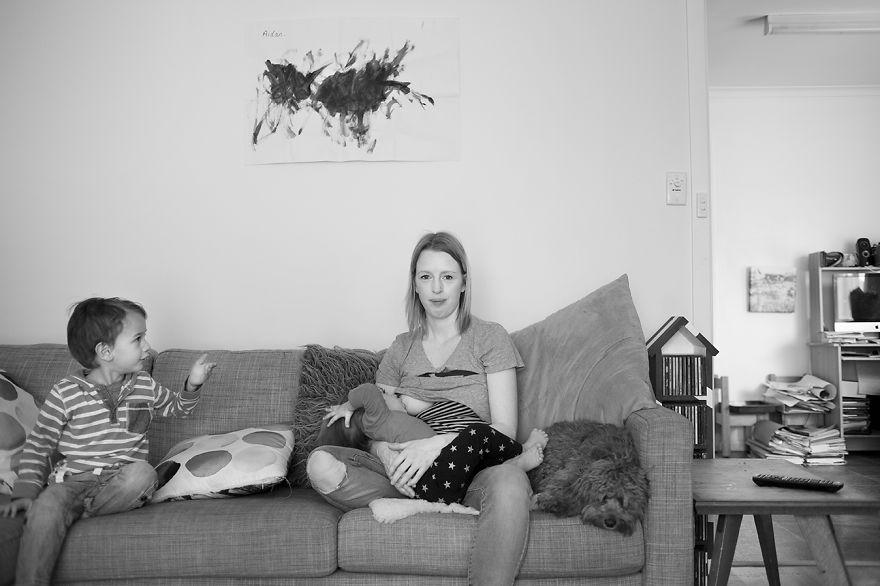 What the reality of breastfeeding looks like - The Globe