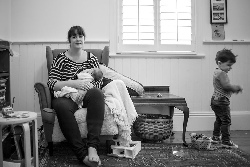 Mama to Mama: The DANGERS of extended breastfeeding, or
