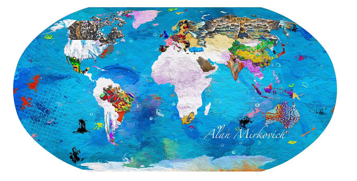 World By Alan Mirkovich