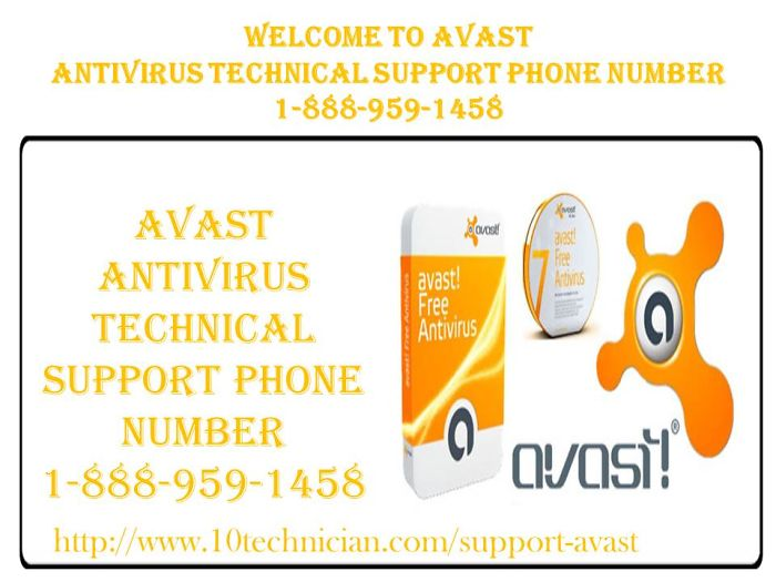 1-888-959-1458 Avast Antivirus Not Scanning Tech Support Phone Number