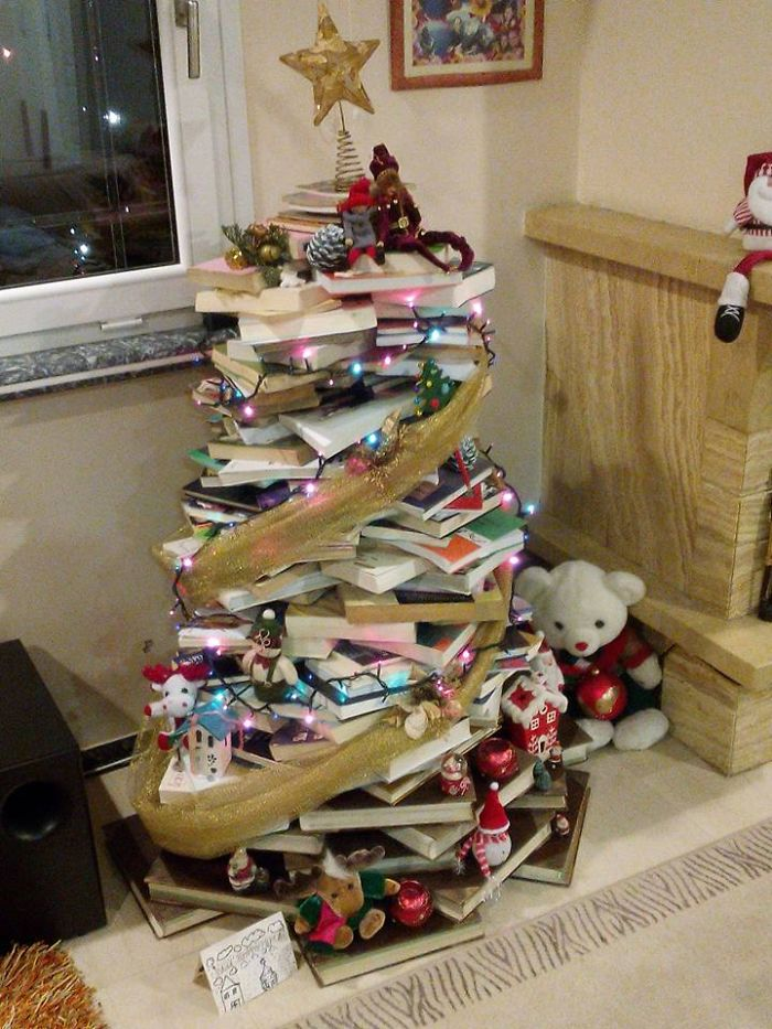 The Book-tree!