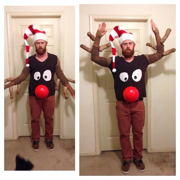 Its All In The Antlers