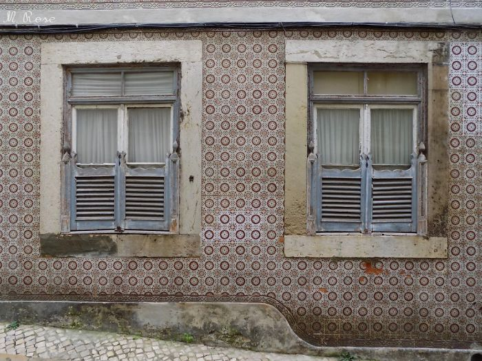 20 Photos About Colourful Doors & Windows Of Lisbon