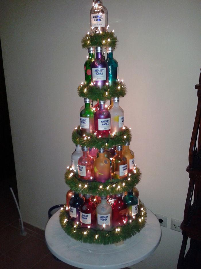 Absolut X-mas Tree