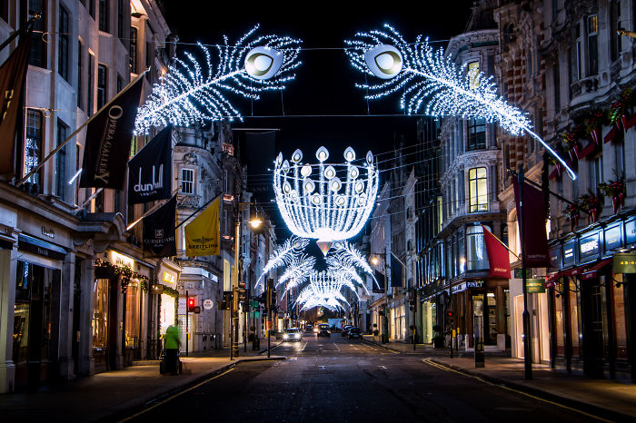 2015 Christmas Decorations In London Are Simply Stunning