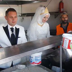 turkey bride