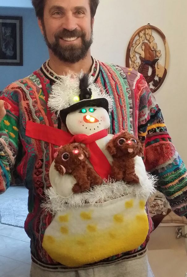 My First Ugly Sweater