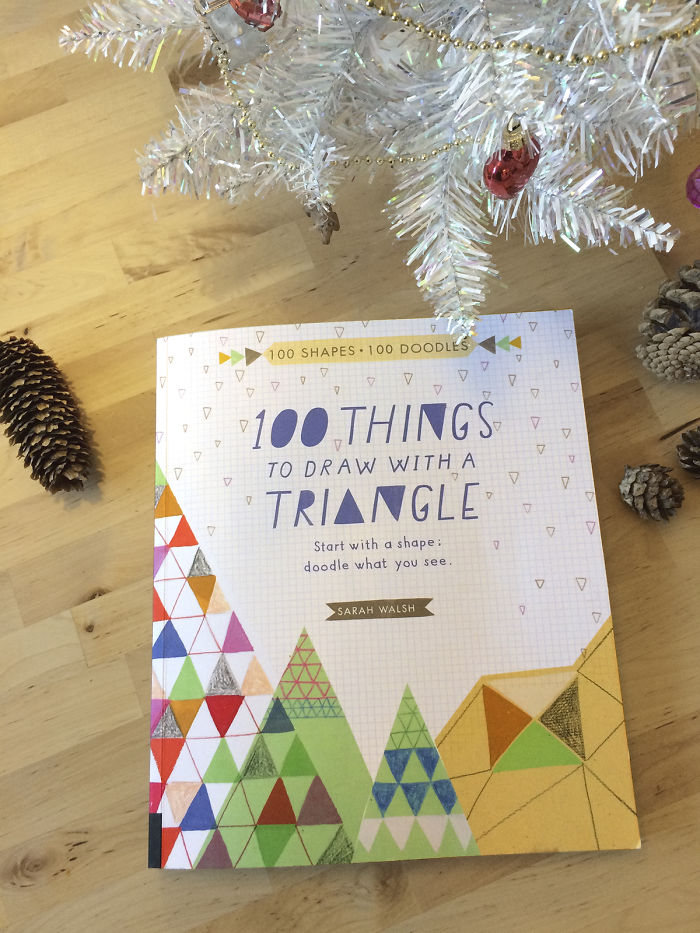 7 Holiday Things You Can Draw With A Triangle
