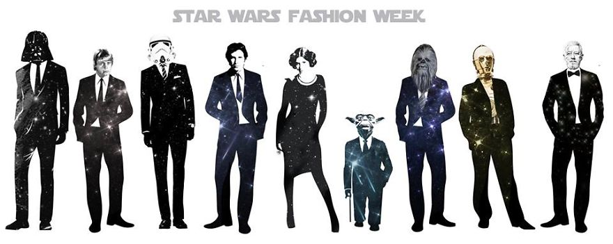 Star Wars Fashion Week