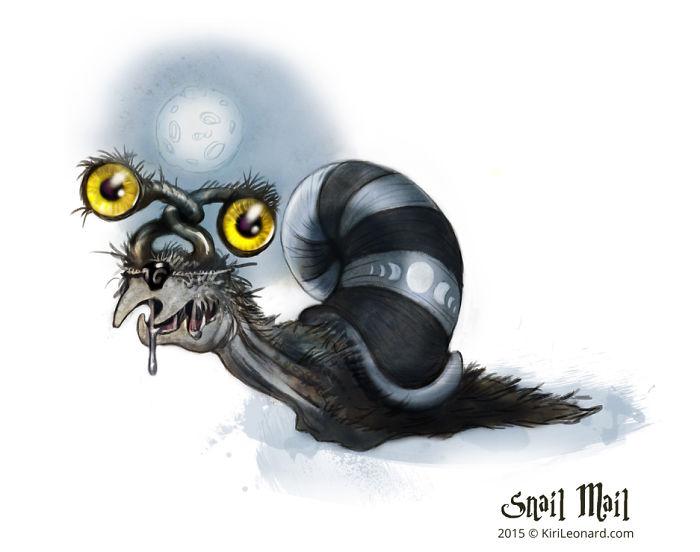 Lupus Snail