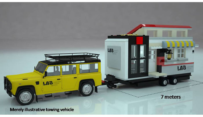 Brazilian Lego Teacher Creates A Travelling Lab For Children Learn About Science And Innovation
