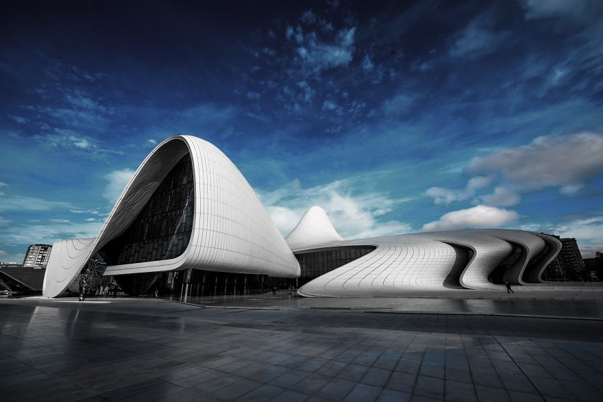 Haydar Aliyev Conference Centre, Baku Azerbaijan