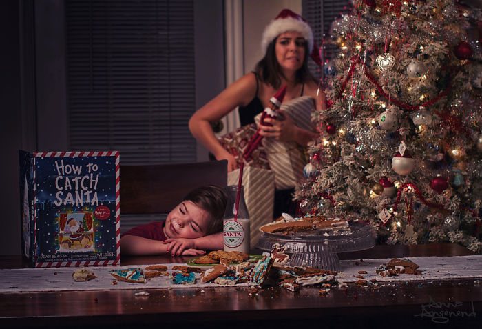 """""""mom Life"""" Photo Series Shows The Reality Of Parenting A Toddler"""